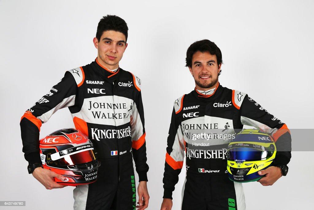 Sahara Force India Formula One Team Launch