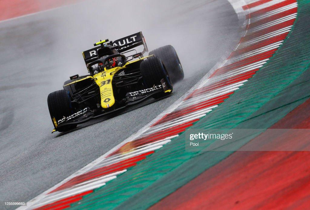 F1 Grand Prix of Styria - Qualifying : News Photo