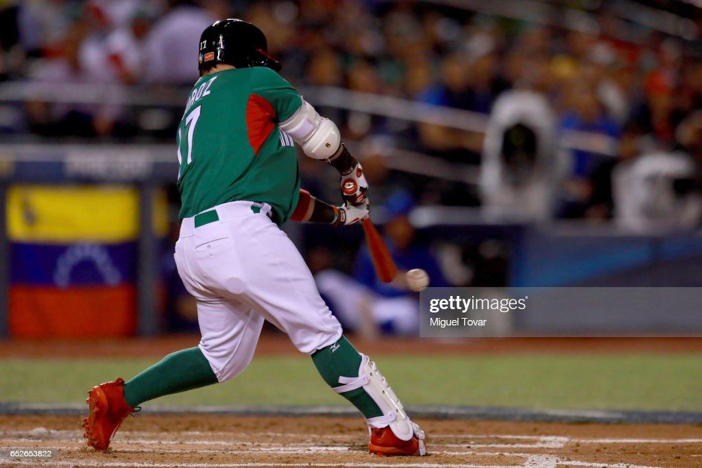 MEX: World Baseball Classic - Pool D - Game 6 - Mexico v Venezuela