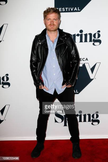 Esteban Uribe attends the Fall Pilot Season of My Friend Will during the 2018 Tribeca TV Festival at Spring Studios on September 22 2018 in New York...