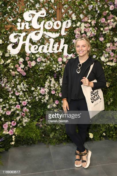 Estee Lalonde at In goop Health London 2019 on June 29 2019 in London England