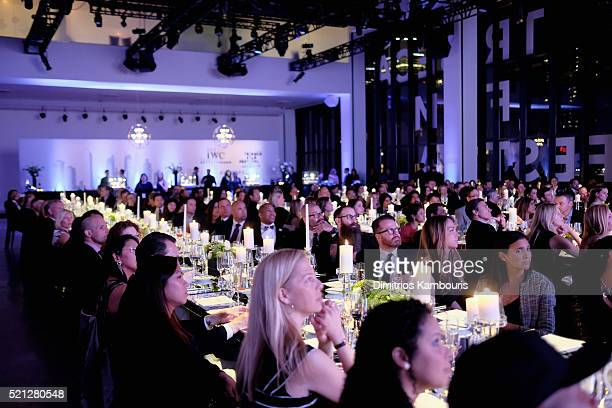 "Esteemed guests attended the exclusive gala event ""For the Love of Cinema"" during the Tribeca Film Festival hosted by luxury watch manufacturer IWC..."