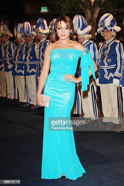 Estefania Küster at The UNESCO Charity Gala at the Maritim Hotel in Dusseldorf