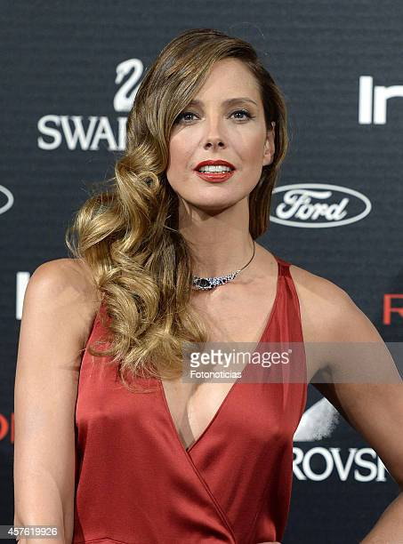 Estefania Luyck attends the InStyle Magazine 10th anniversary party at Gran Melia Fenix Hotel on October 21 2014 in Madrid Spain