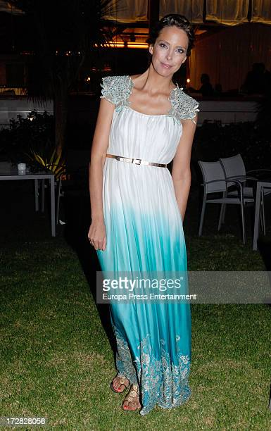 Estefania Luyk attends Soul Stars Benefit Gala organized by The Children for Peace ONLUS with Action Against Hunger on July 4 2013 in Marbella Spain