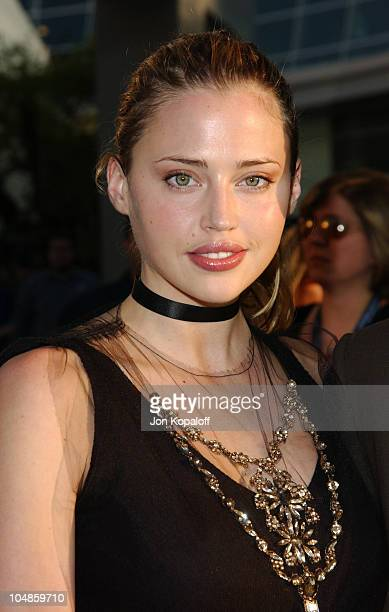Estella Warren during 2003 IFP Los Angeles Film Festival Premiere of The Cooler at ArcLight Cinerama Dome in Hollywood California United States