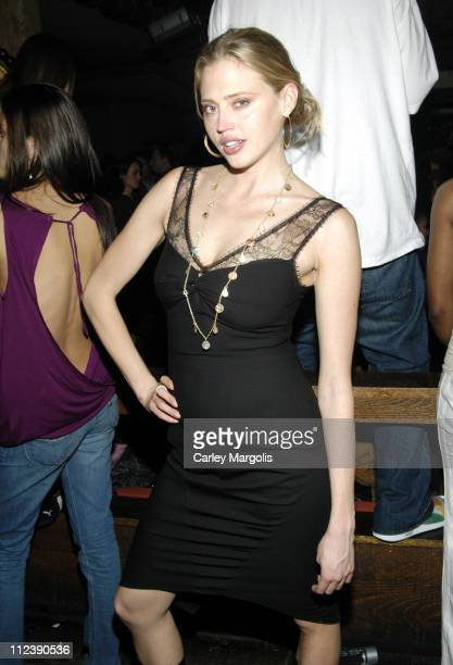 Estella Warren during Cain Celebrates the Anniversary of Bunny Chow Tuesdays April 11 2006 at Cain in New York City New York United States