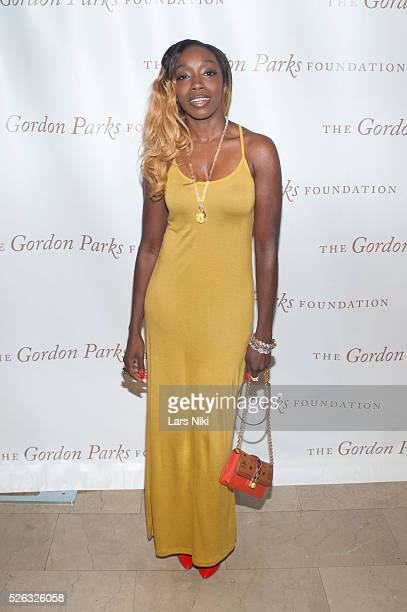 Estelle attends the Gordon Parks Foundation Awards Dinner at the Plaza Hotel in New York City �� LAN