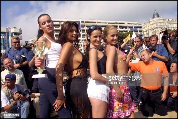 Estelle Desanges, Terra Patrick, Celine Kasia , Clara Morgane.