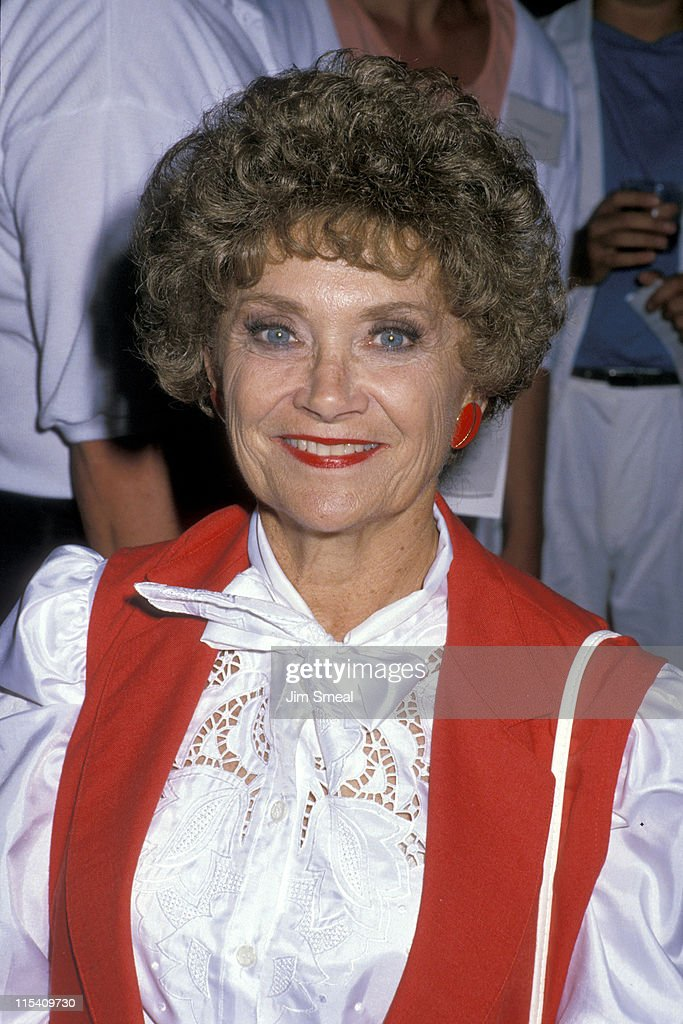 AIDS Project Fund Garden Party - August 6, 1988 : News Photo