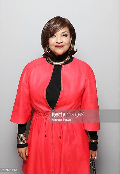Estelle is photographed at the 2016 Black Women in Hollywood Luncheon for Essencecom on February 25 2016 in Los Angeles California