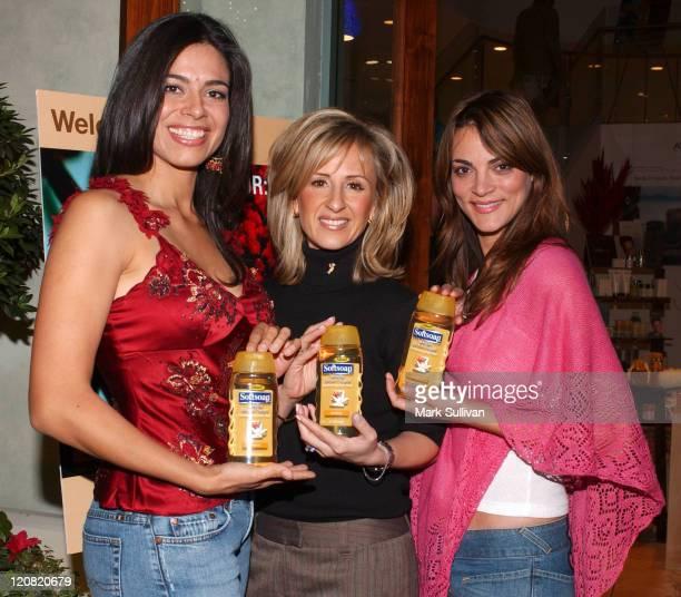 Estephania LeBaron Cristina Perez and Carolina Bacardi
