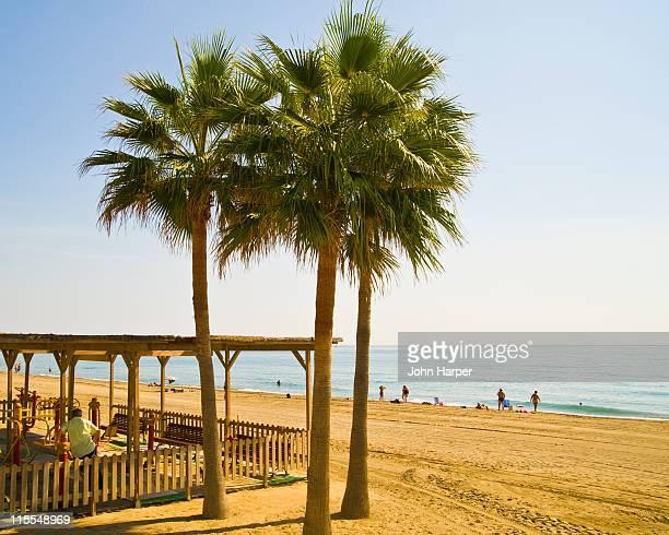 Estepona beach, Costa del Sol