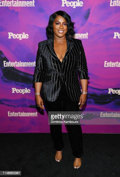 Ester Dean of Songland attends the Entertainment Weekly PEOPLE New York Upfronts Party on May 13 2019 in New York City