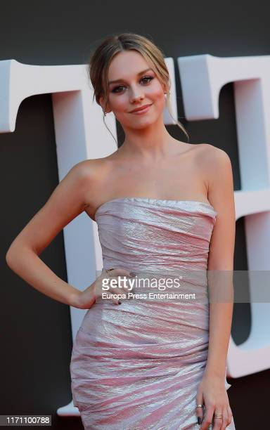 Ester Exposito attends Elite 2nd Season Premiere at Callao Cinema on August 29 2019 in Madrid Spain