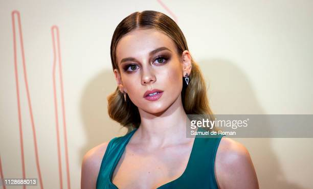 Ester Exposito attends the Fotogramas Awards 2019 at Florida Park Club on March 04 2019 in Madrid Spain