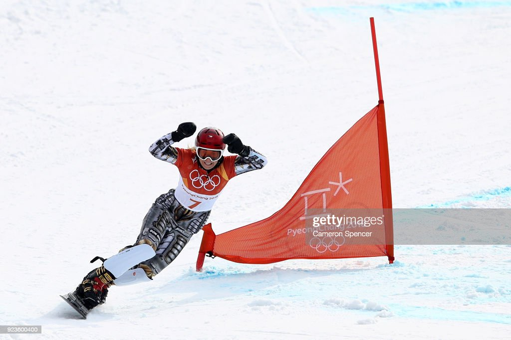 Snowboard - Winter Olympics Day 15 : Photo d'actualité