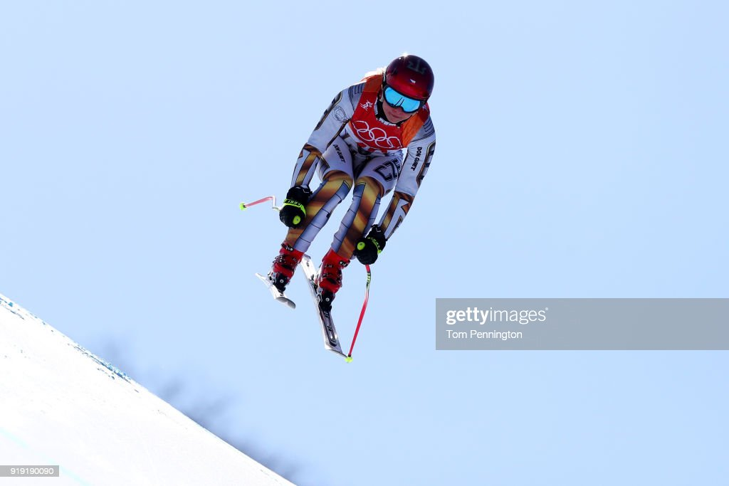 Alpine Skiing - Winter Olympics Day 8 : Photo d'actualité