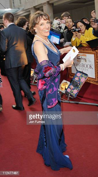 Ester Rantzen arrives at the Galaxy British Book Awards at Grosvenor House on April 3 2009 in London England