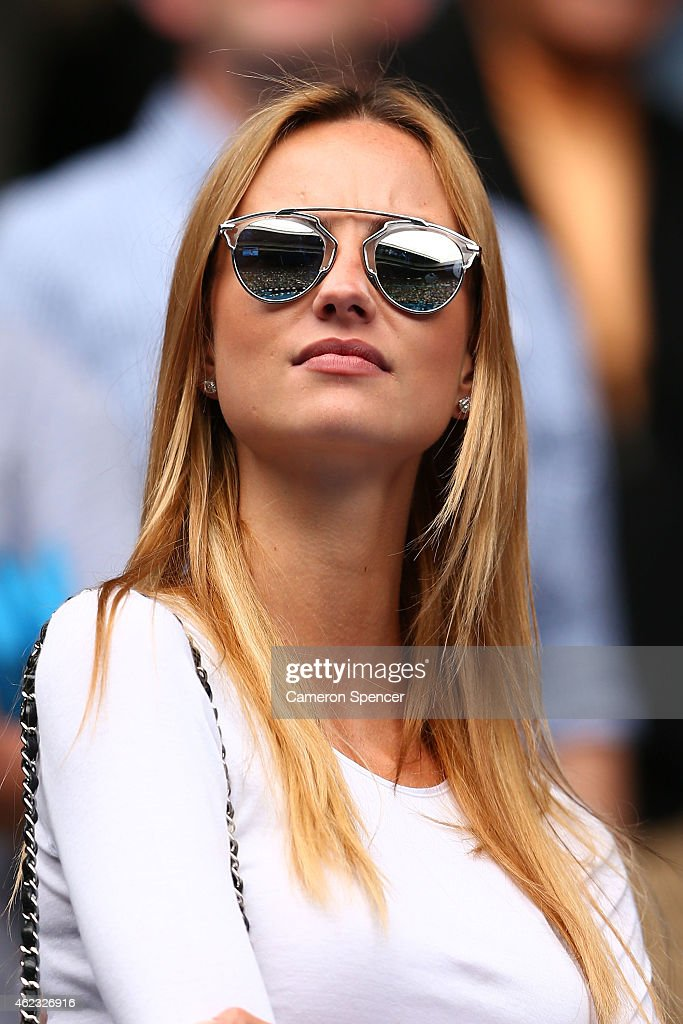 2015 Australian Open - Day 9 : News Photo