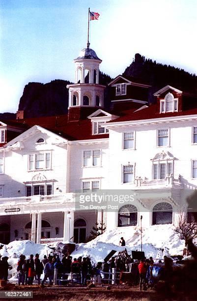 3/16/1996 3/26/1996 6/16/1996 Estes Park Colorado The Shining is Filmed at the Hotel