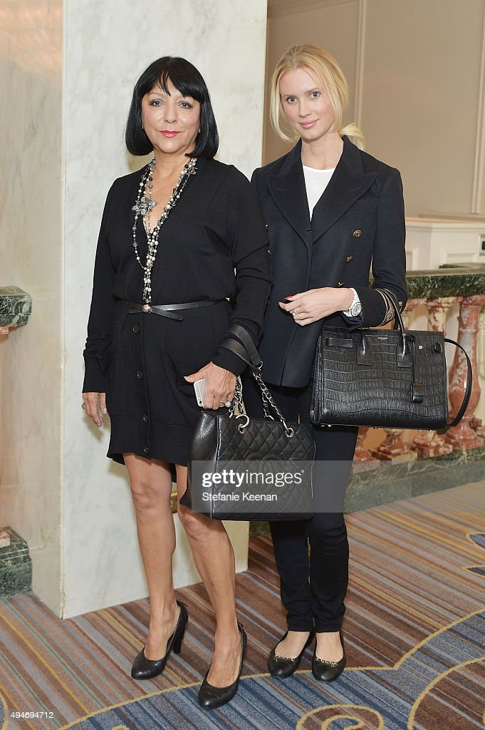 MOCA's 9th Awards To Distinguished Women In The Arts : News Photo
