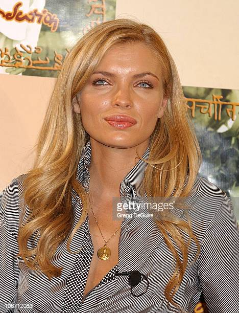 Esther Canadas during Penelope Cruz at Press Conference Announcing Launch of US Branch of the SABERA Foundation at CAA in Beverly Hills California...