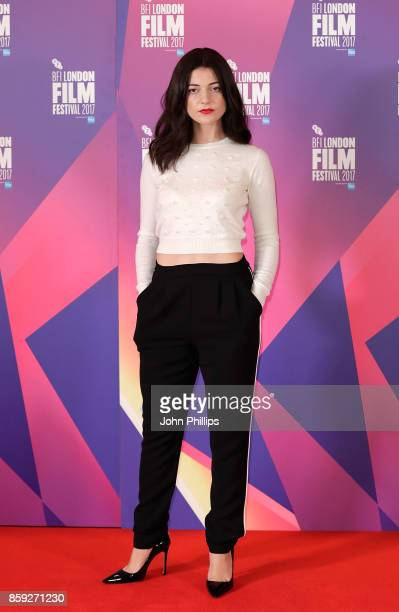 Esther Garrel attends a photocall for 'Call Me By Your Name' during the 61st BFI London Film Festival on October 9 2017 in London England
