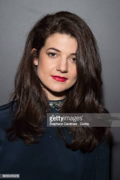 Esther Garrel attends the 'Cesar Revelations 2018' Party at Le Petit Palais on January 15 2018 in Paris France