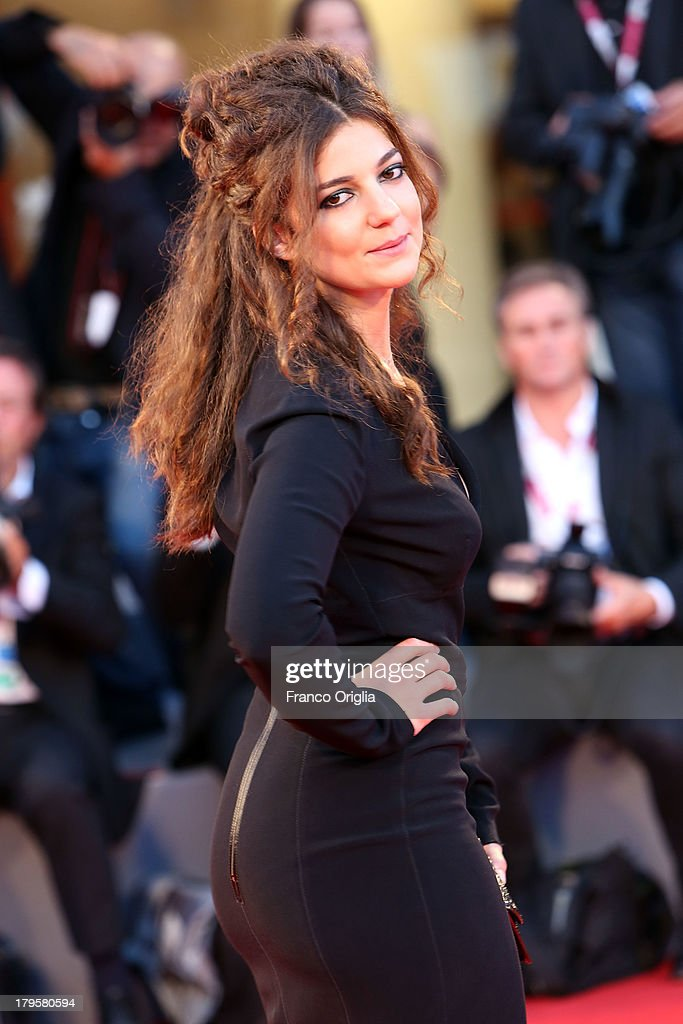 Esther Garrel attends the 'Jealousy' Premiere during the 70th Venice International Film Festival at the Palazzo del Cinema on September 5, 2013 in Venice, Italy.