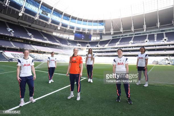 Esther Morgan, Aurora Mikalsen, Cho So-hyun, Kerys Harrop, Rachel Williams and Shelina Zadorsky preview the upcoming North London Derby match v...