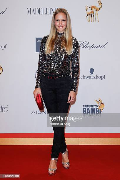 Esther Nikolai Seibt attends the Tribute To Bambi at Station on October 6 2016 in Berlin Germany