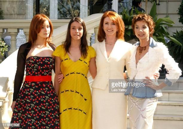 Esther Nubiola, Ingrid Rubio, Jane Asher and Victoria Abril