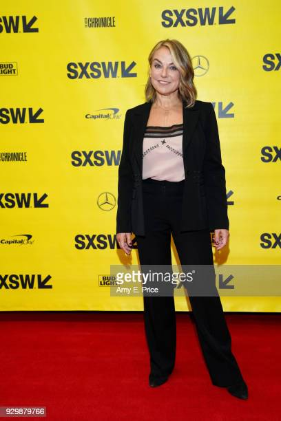 Esther Perel attends SXSW Interactive Keynote Esther Perel during SXSW at Austin Convention Center on March 9 2018 in Austin Texas