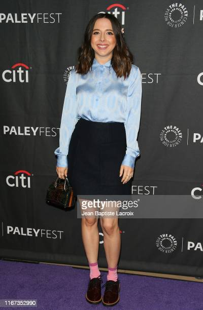 Esther Povitsky of 'Dollface attends The Paley Center for Media's 2019 PaleyFest Fall TV Previews Hulu at The Paley Center for Media on September 10...