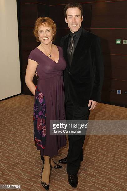 Esther Rantzen and Anton du Beke during InterContinental London Park Lane Relaunch Gala Inside Arrivals at InterContinental Hotel in London Great...