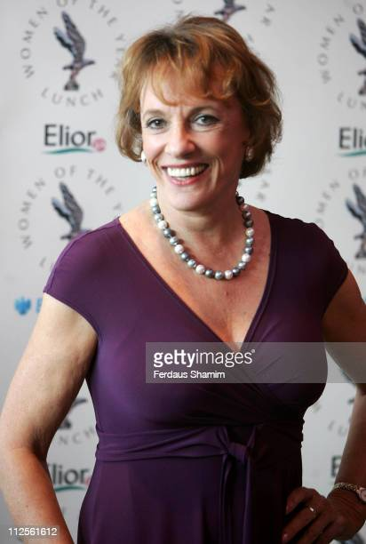 Esther Rantzen at the Women of the Year Awards 2007 on October 15 2007 in London England