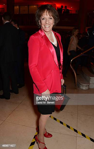 Esther Rantzen attends the 2013 Costa Book of the Year Awards at Quaglinos on January 28 2014 in London England
