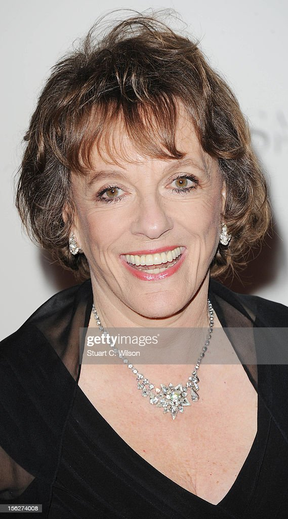 Esther Rantzen attends The Daily Mail Inspirational Women of the Year Awards sponsored by Sanctuary Spa and in aid of Wellbeing of Women at Marriott Hotel Grosvenor Square on November 12, 2012 in London, England.