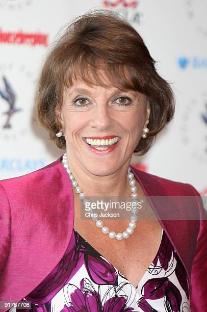 Esther Rantzen attends the Women of the Year Lunch at Intercontinental Hotel on October 12 2009 in London England