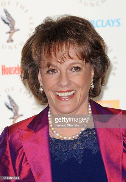 Esther Rantzen attends the Women of the Year lunch at Intercontinental Hotel on October 14 2013 in London England