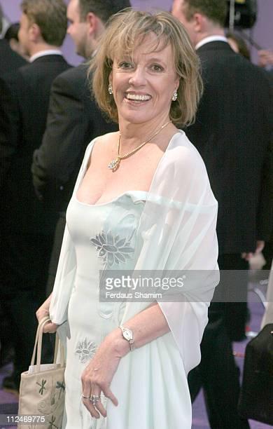 Esther Rantzen during 2004 British Book Awards at Grosvenor House Hotel London in London Great Britain