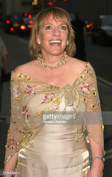 Esther Rantzen during British Red Cross Ball International Gala Event at Foreign And Commonwealth Office in London Great Britain