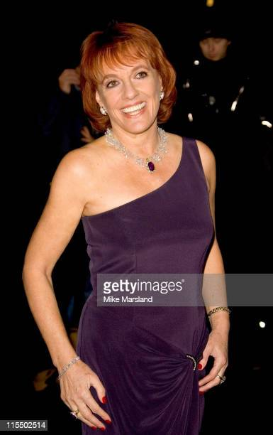 Esther Rantzen during Childline's 18th Birthday Anniversary Gala Arrivals at The Savoy Hotel in London Great Britain