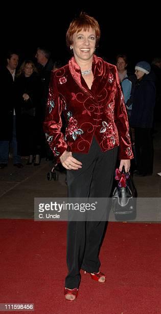 Esther Rantzen during 'Cirque du Soleil Alegria' Press Night Arrivals at Royal Albert Hall in London Great Britain