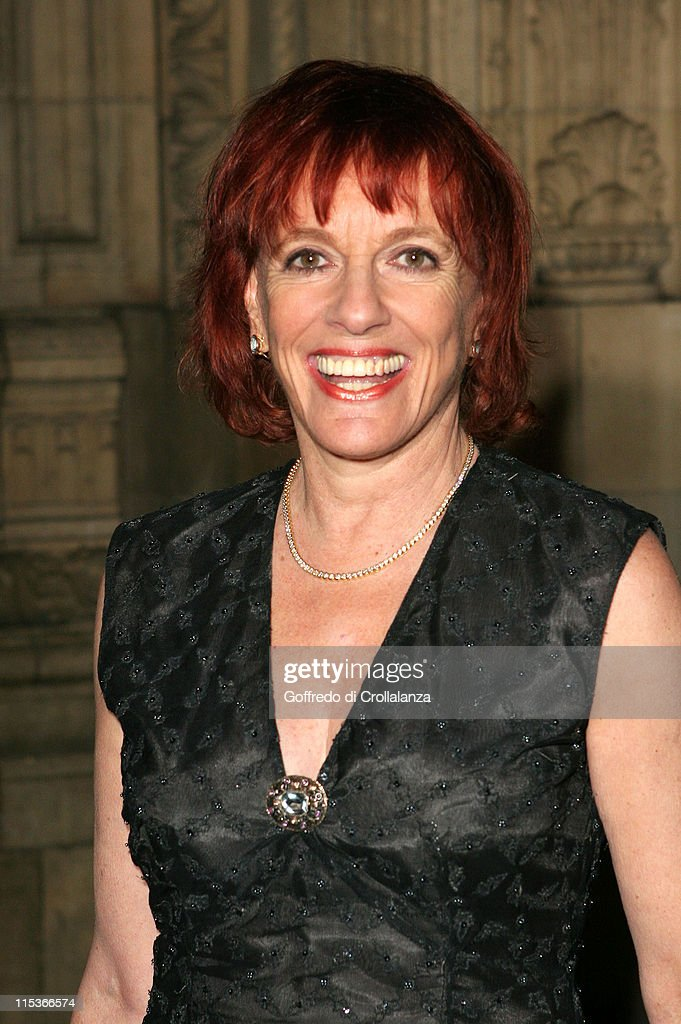 Esther Rantzen during Cirque du Soleil's 20th Anniversary of 'Dralion' at Royal Albert Hall in London, Great Britain.