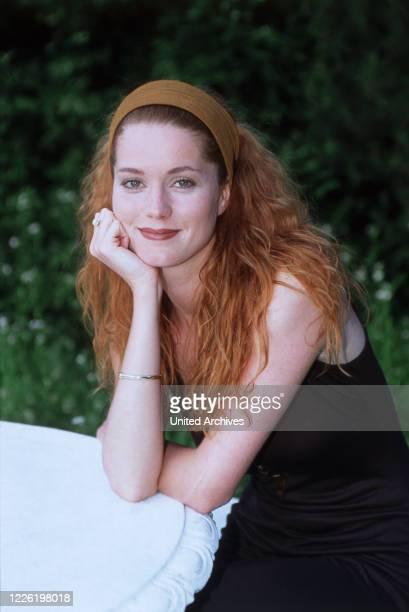 Esther Schweins, deutsche Schauspielerin, Deutschland 1994