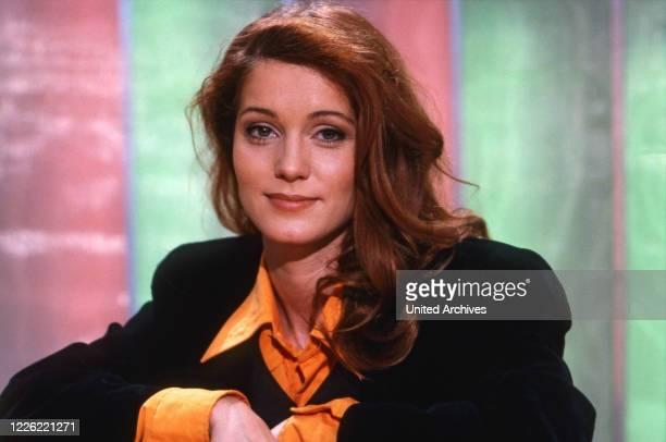Esther Schweins, deutsche Schauspielerin, Deutschland 1995