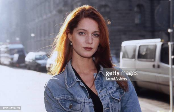 Esther Schweins, deutsche Schauspielerin, Deutschland 1996