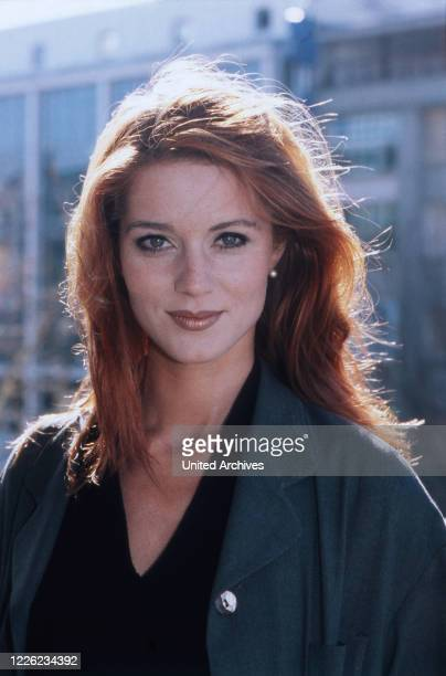 Esther Schweins, deutsche Schauspielerin, Deutschland 1997
